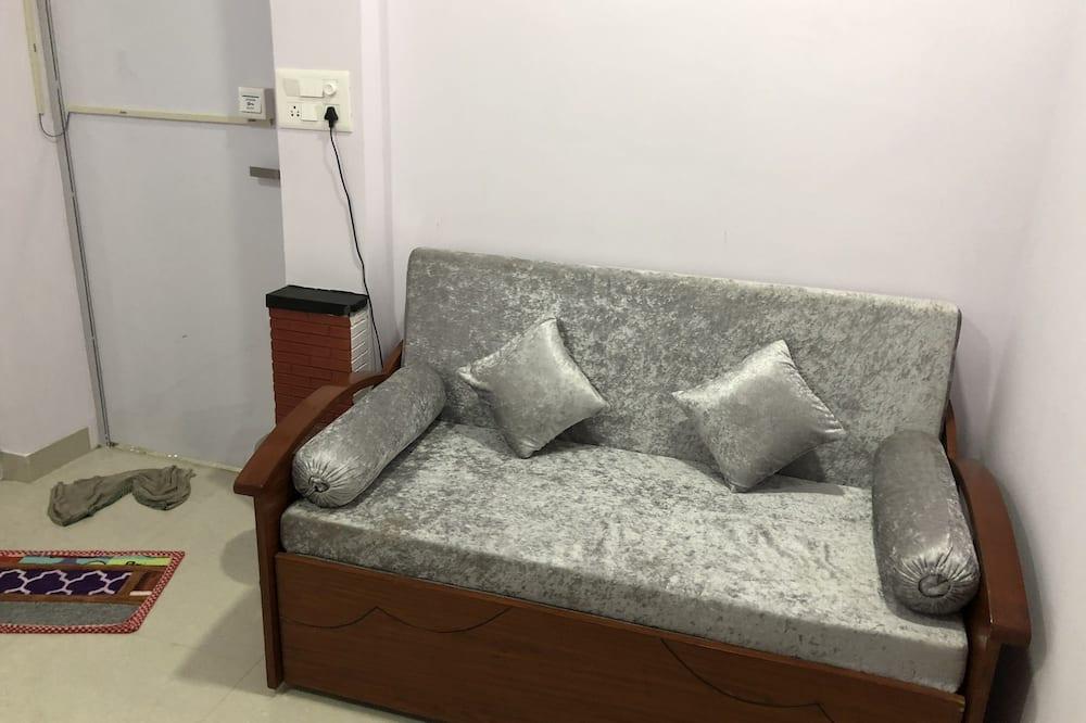 Pokój dwuosobowy typu Deluxe, dla niepalących, widok na miasto - Powierzchnia mieszkalna