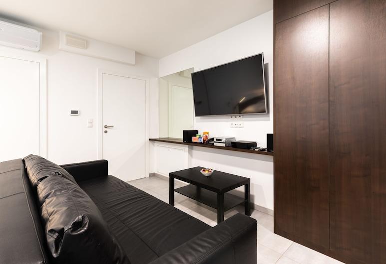 Gabriel's Apartments, Βιέννη, Grand Διαμέρισμα, 1 Υπνοδωμάτιο, Καθιστικό