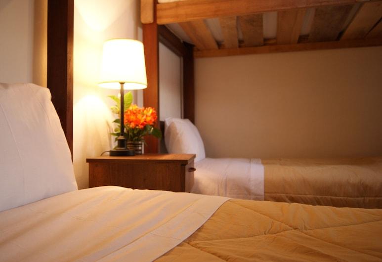 Cusco Hostel Inti, Cusco, Cama en habitación compartida, solo para mujeres, no fumadores, vista al patio, Hosťovská izba