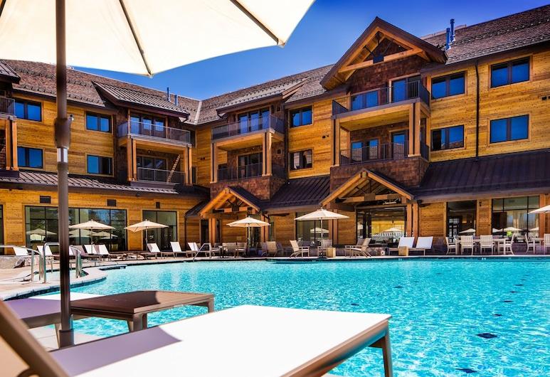 Zalanta 226 - 3 Br Condo, South Lake Tahoe, Daire, 3 Yatak Odası, Havuz