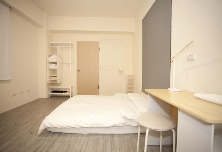 Simple Room, Tainan, Binnenkant hotel