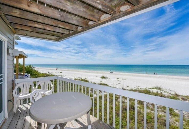 Beachview #54473 - 3 Br Home, Bradenton Beach, Hus - 3 sovrum, Balkong