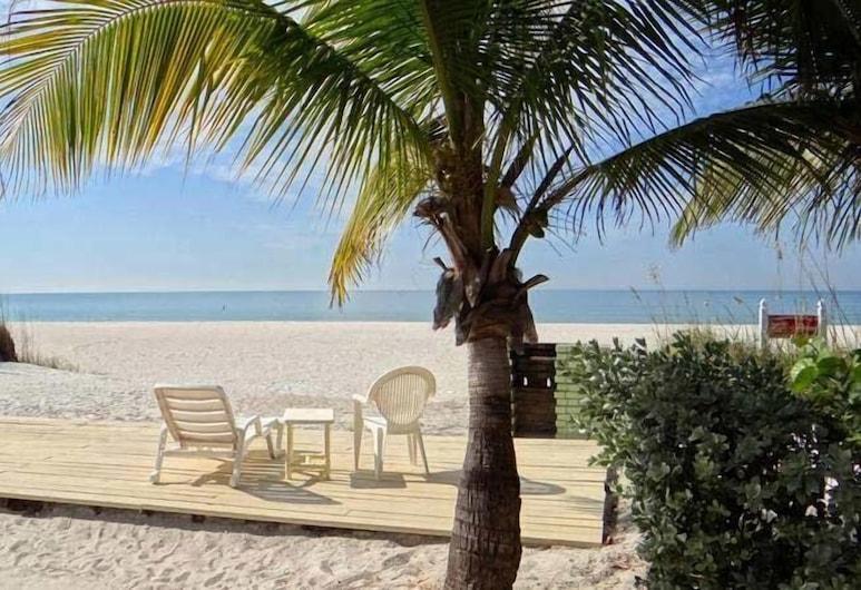 東大道 2810 號公寓 #54467 號飯店 - 2 房複合式, 福爾摩斯海灘, 別墅, 2 間臥室, 海灘