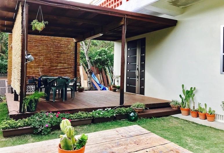 Tom and Rimi's, Kumejima, Terraço/Pátio Interior