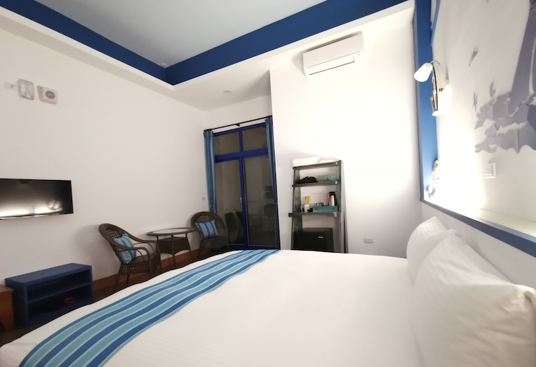 Love Ocean B&B, Donggang, Family Triple Room, Guest Room