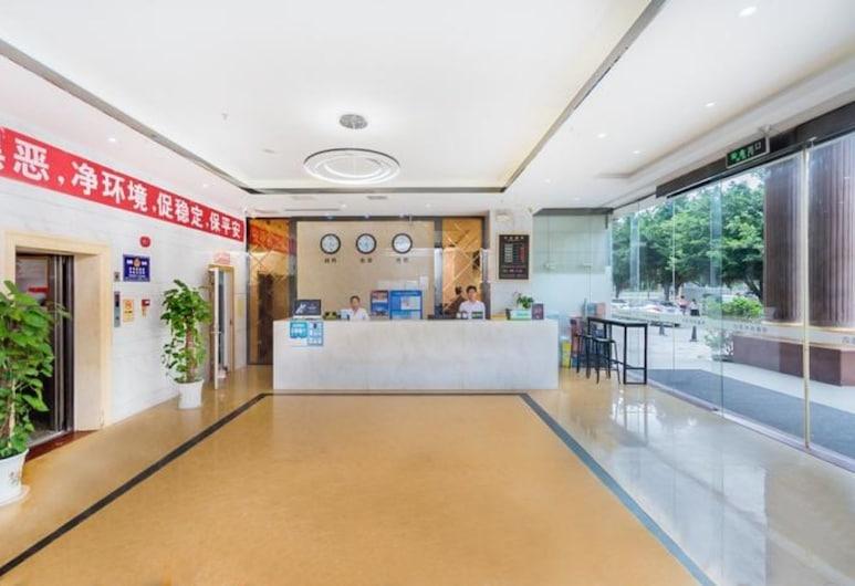 Shenzhen Taixin Business Hotel, Shenzhen, Reception