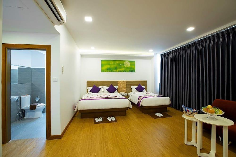 Obiteljski suite - Soba za goste