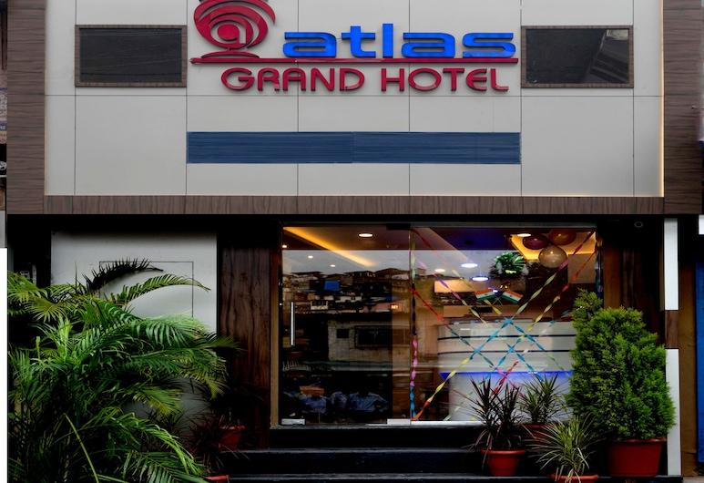 Hotel Atlas Grand, Bombay