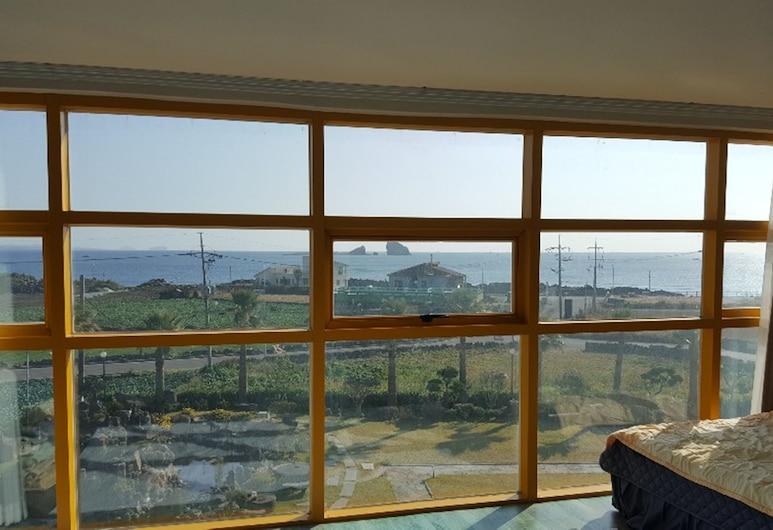 自由 - 青年旅舍, 西歸浦, 家庭客房, 客房景觀