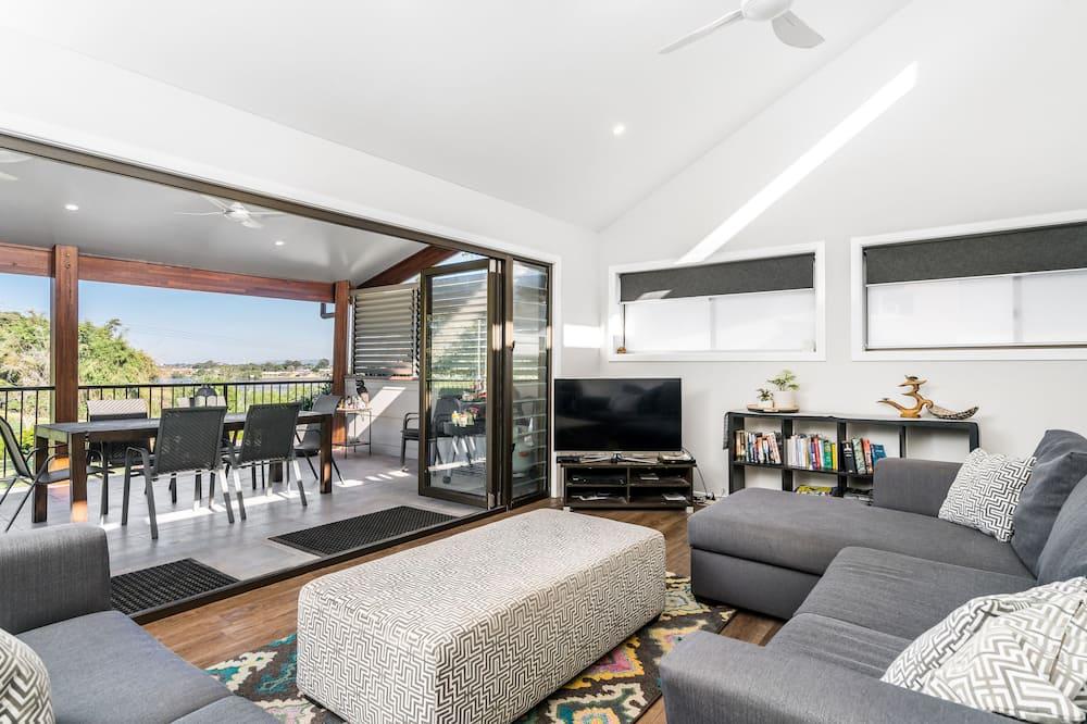 Familie huis, 6 slaapkamers, privézwembad - Woonruimte