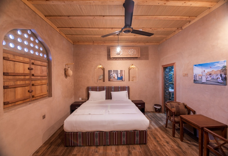 Nizwa Heritage Inn, Nizwa, Traditional Double or Twin Room, Guest Room