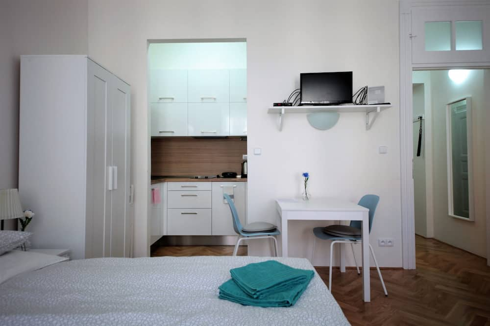 Business Apartment (#48) - Living Area