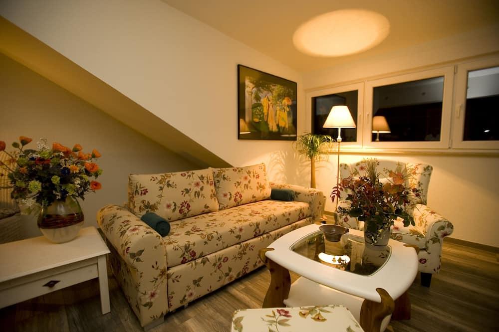 Apartamento, 1 Quarto (2 - Abendrot) - Área de Estar