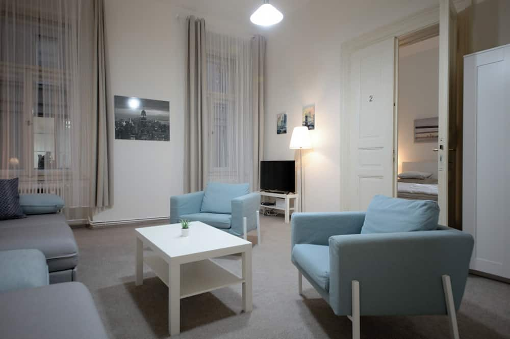 Family Apartment (#72) - Living Area