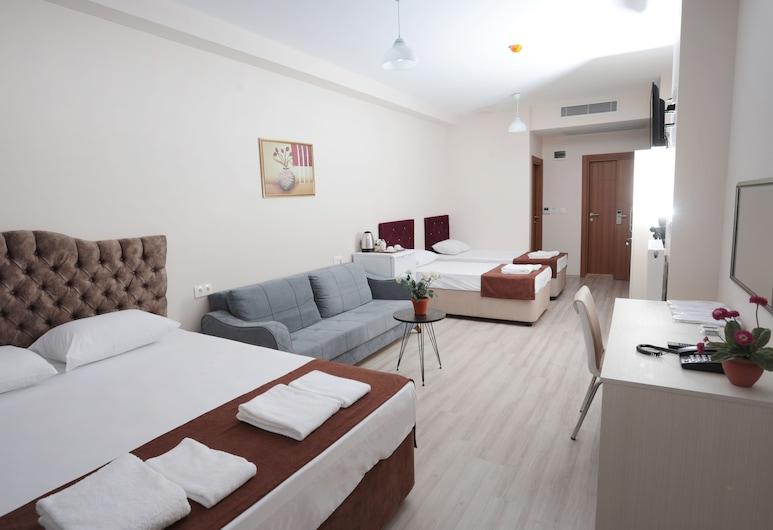 Beksiti Hotel, Yalova, Izba typu Deluxe, Hosťovská izba