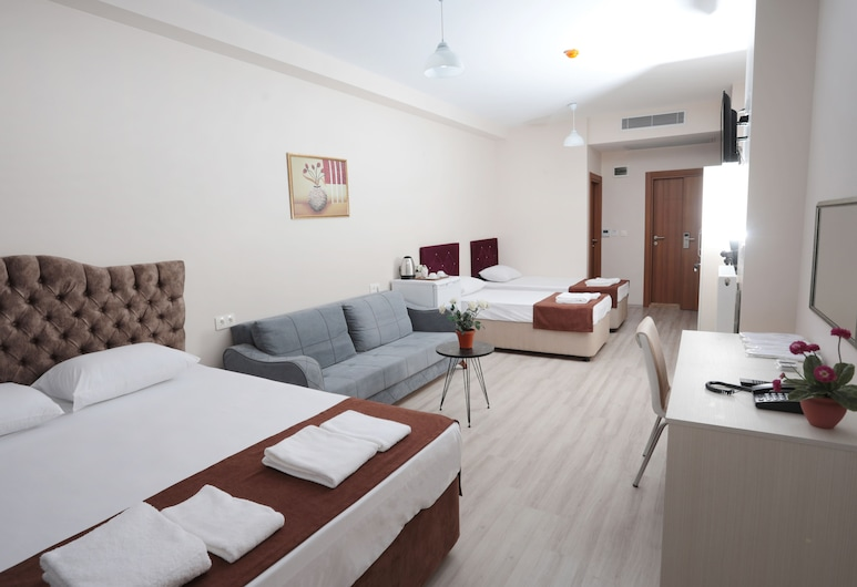 Beksiti Hotel, Yalova, Chambre Deluxe, Chambre