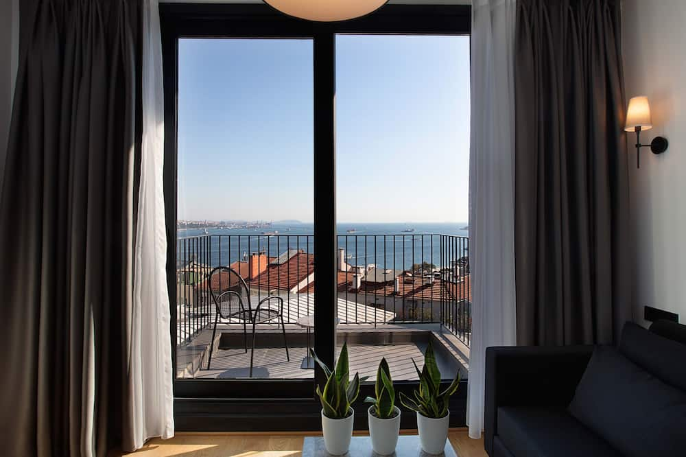 Apartment, 1 Bedroom, Sea View (Duplex) - View from room