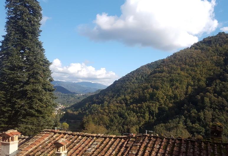 Affittacamere Ferrari, Pescaglia, Habitación familiar, baño privado, vistas a la montaña, Vistas a la montaña