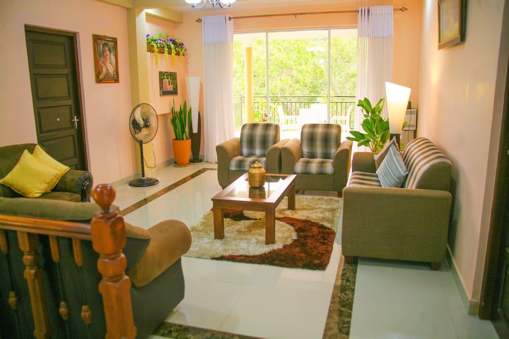 Pokój rodzinny - Salon