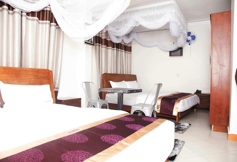 RK Hotel, Mutukula, Pokój z 2 pojedynczymi łóżkami, Pokój