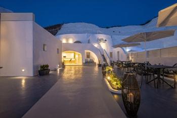 Image de Santoterra Antigua Suites à Santorin
