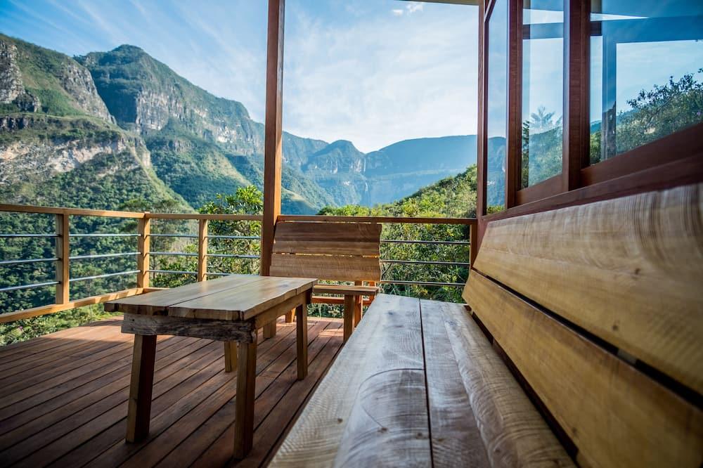 Kamar Panorama, 1 Tempat Tidur King - Balkon