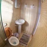 Egyágyas szoba, 1 egyszemélyes ágy - Fürdőszoba