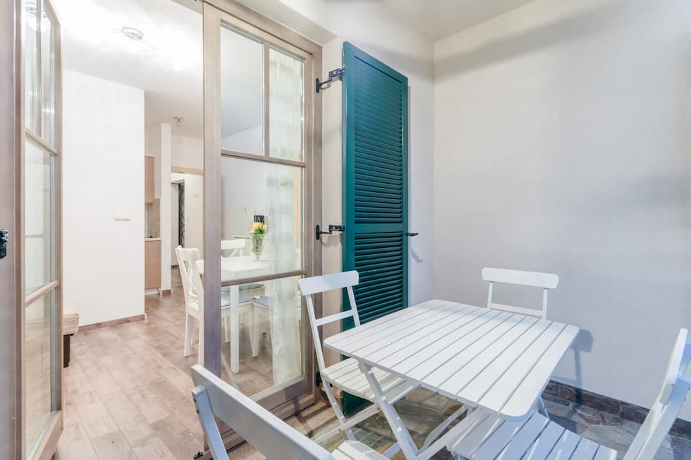 公寓, 1 間臥室, 陽台 - 陽台