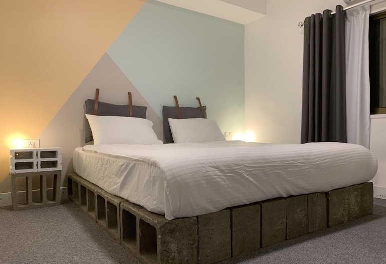 諾瑪德斯佩特拉飯店, 瓦迪木沙, 豪華雙人房, 客房