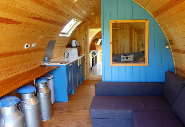 Cairnfold Cabins, Glasgow