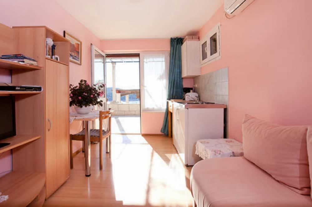 舒適開放式客房, 露台 - 客廳