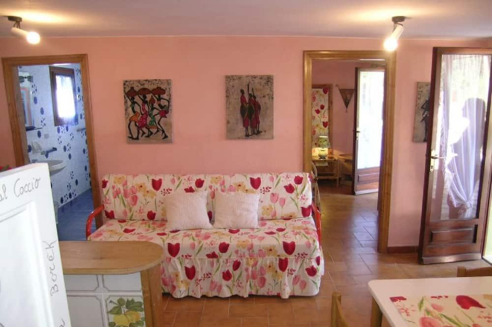 Apartment, 2 Bedrooms (Silvia B) - Living Area