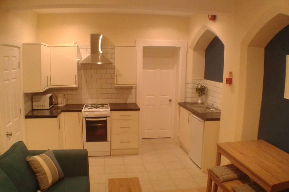 شقة - بحمام خاص (Apartment 2) - منطقة المعيشة
