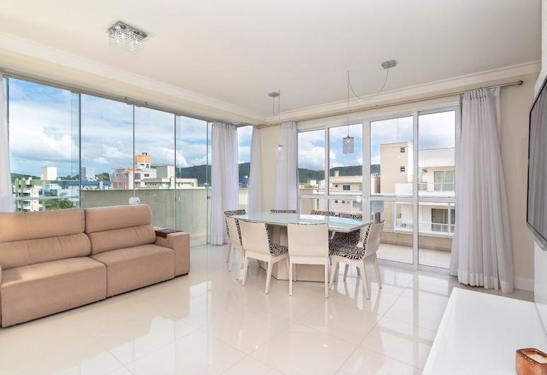 Aluguel Apartamento 3 quartos 483, Bombinhas, Apartment, 3 Bedrooms, Living Area