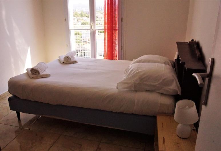 米切勒特 1 號飯店, 馬賽, 公寓, 客房