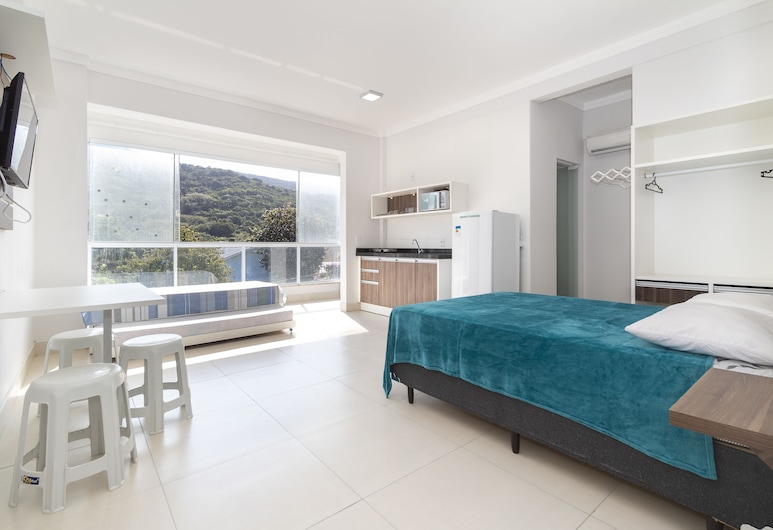 Aluguel Apartamento Flat 4 Pessoas 450B, Bombinhas
