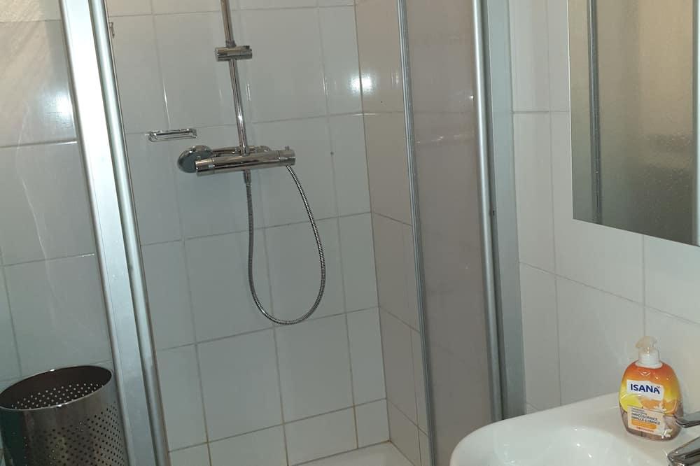 Apartment, 3Schlafzimmer - Dusche im Bad