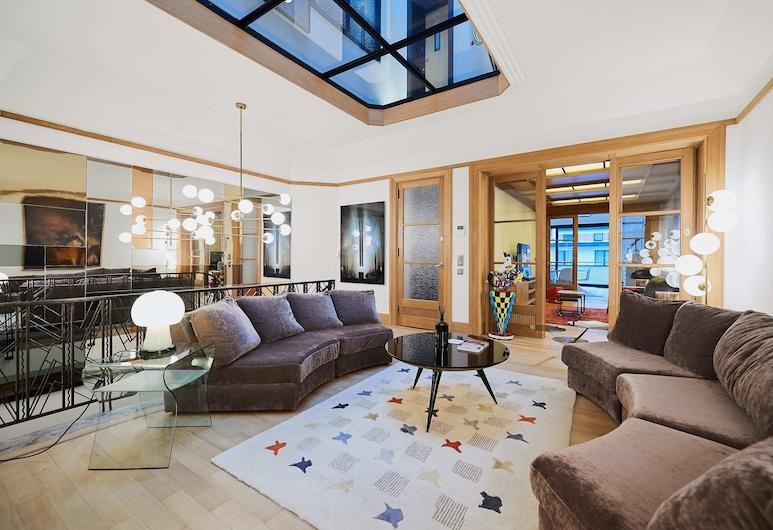 Suites 124, BRUSEL
