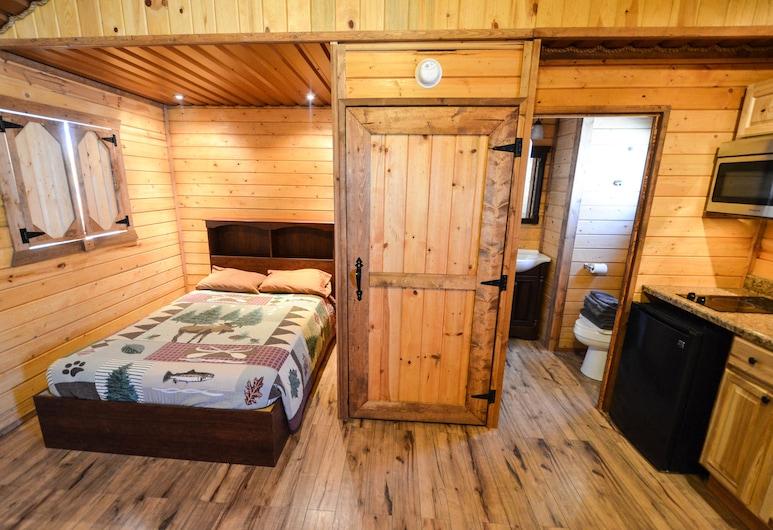 Elite Cabins and RV Park, Big Spring, Elite-hytte, Værelse