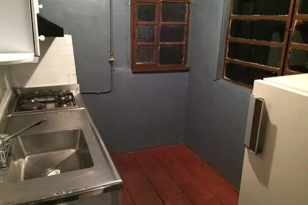 Doppia Premium, bagno privato - Cucina in comune