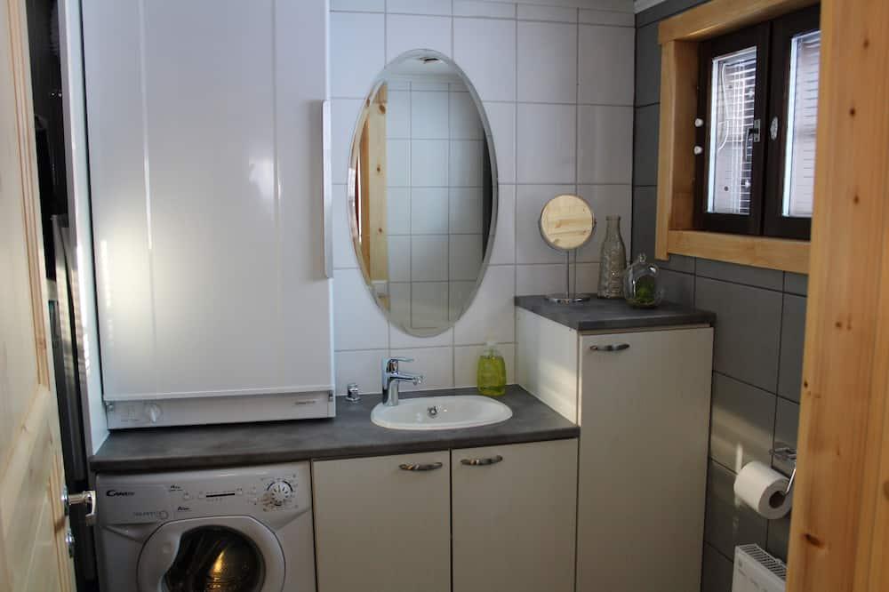 平房, 1 間臥室, 三溫暖 - 浴室