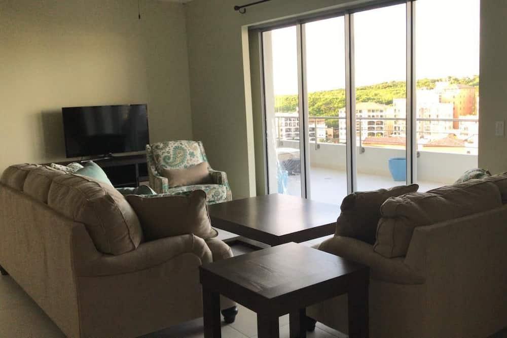 Family Condo - Living Area