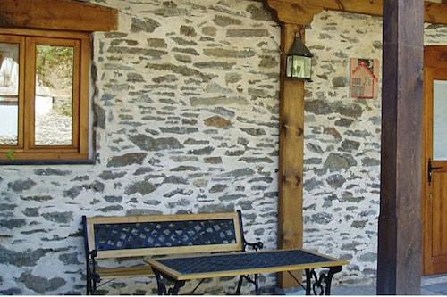エルラオ、暖炉のある2/4人用の居心地の良いコテージ。