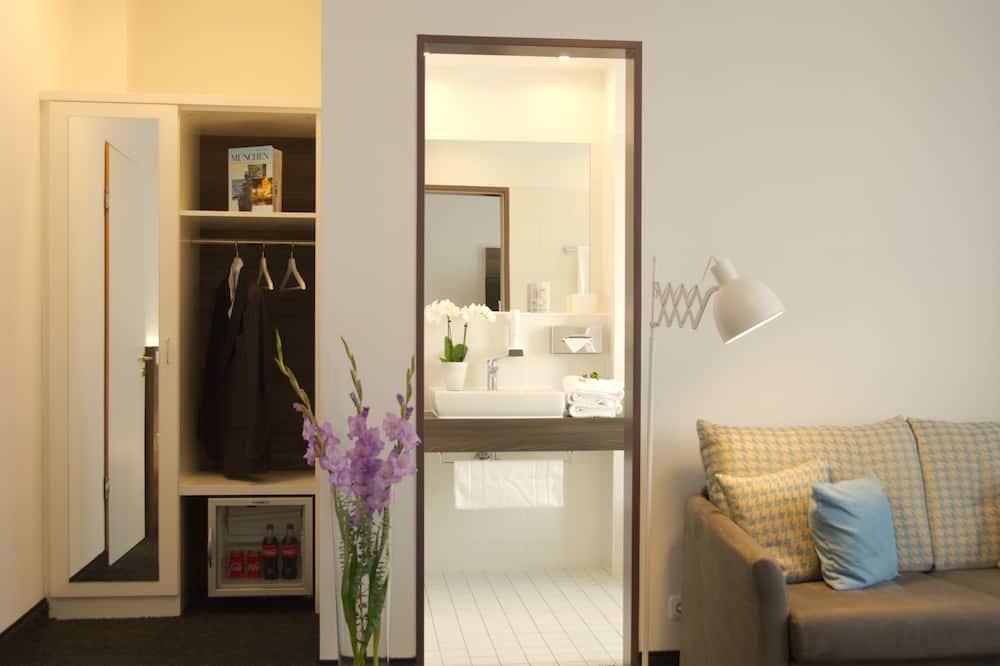 Deluxe tweepersoonskamer - Woonruimte