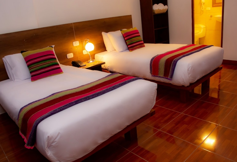 Susanna Inn Machu Picchu Hotel, Machu Picchu, Superior Twin Room, Mountain View, Guest Room