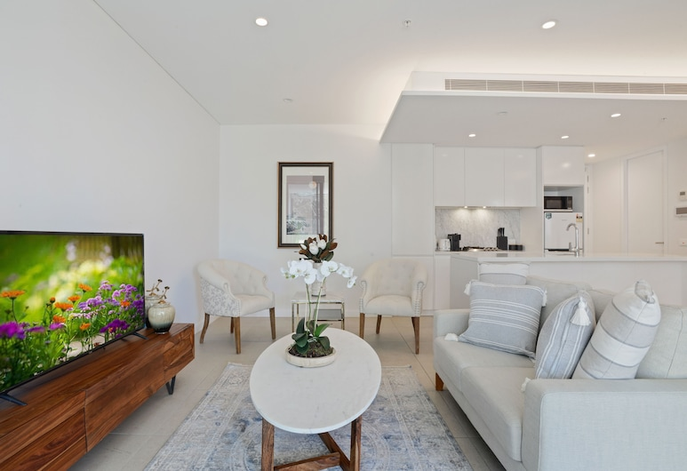 HomeHotel-Brand New Ultra Luxe Apartment, Chatswood