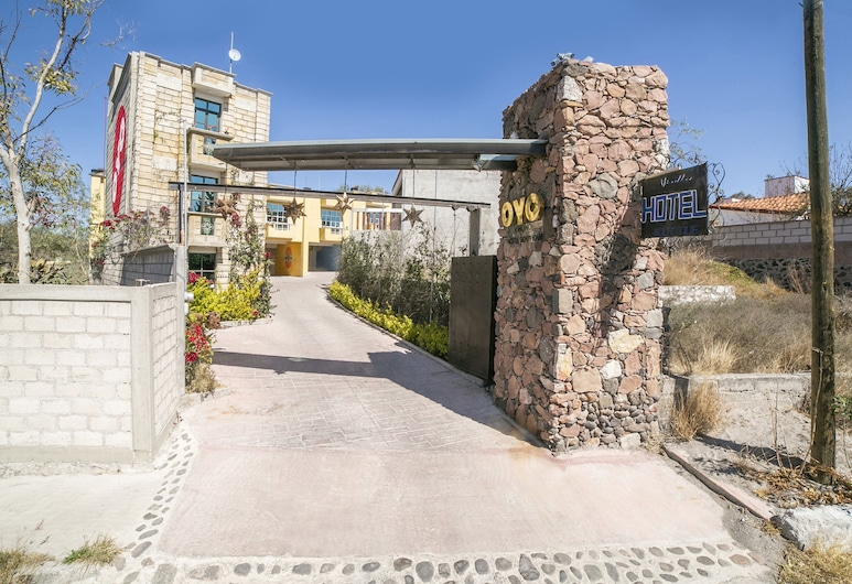 OYO Hotel Boutique Vindho, Tepeji del Río, Wejście do hotelu