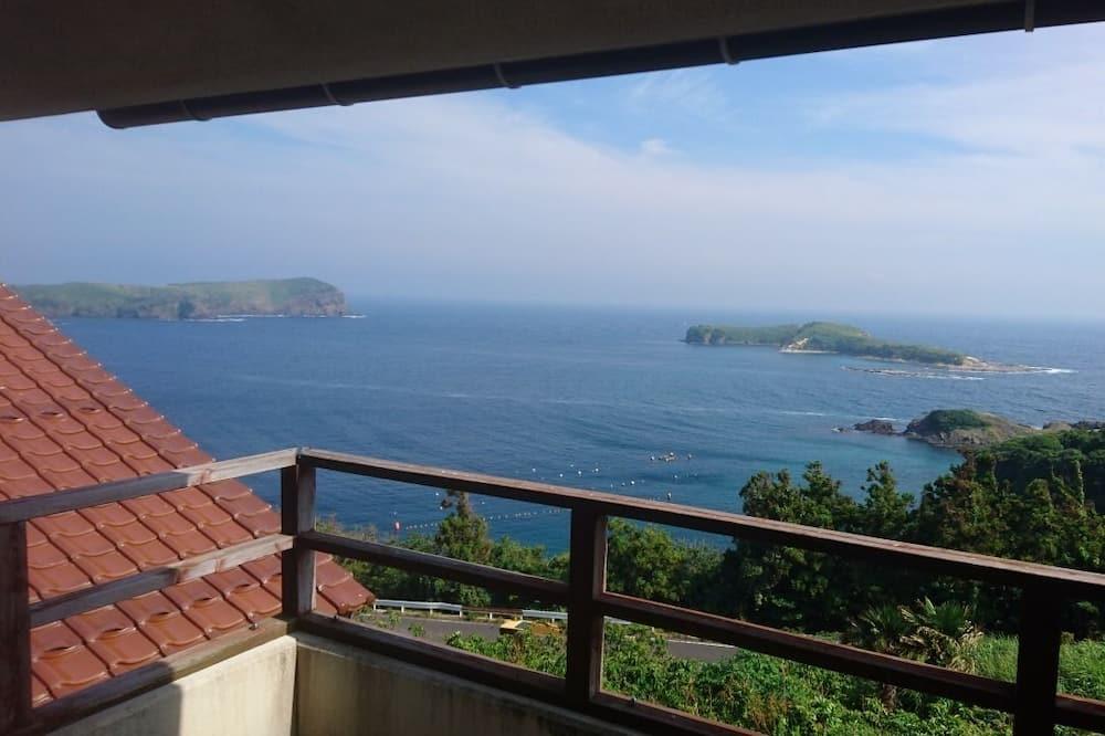 Traditional Room, Shared Bathroom, Ocean View (Japanese Style) - Pemandangan Pantai/Lautan