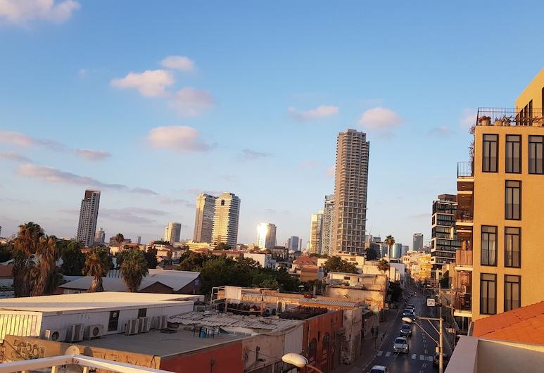 Unique Roof apartment with sea view, Tel Aviv, Panoramic Apartment, Terrace, Beach View, Pemandangan Bandar
