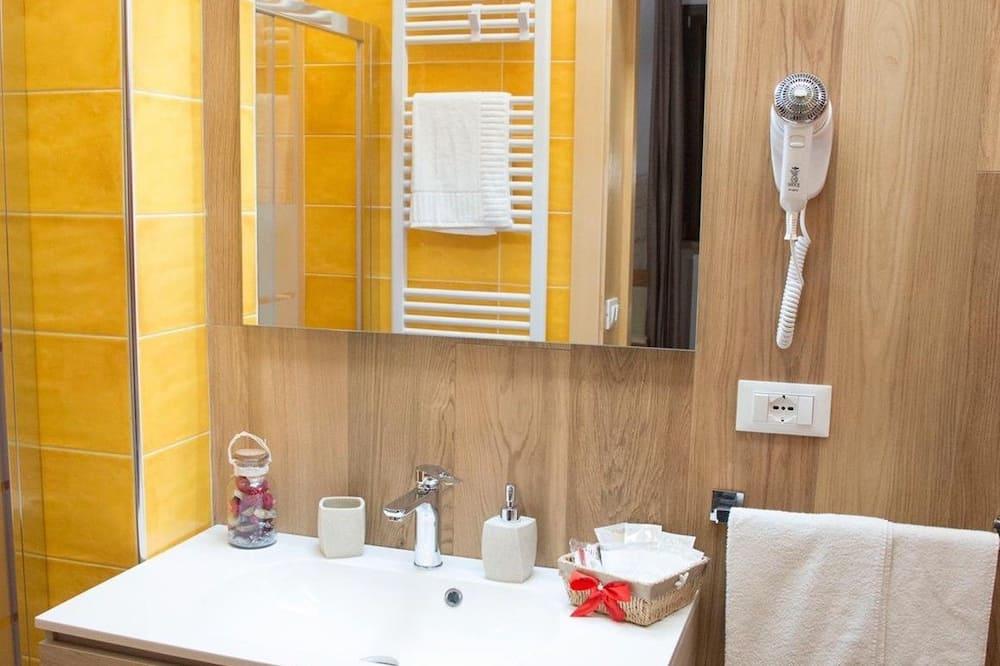 高級雙人房, 私人浴室, 庭園景觀 - 浴室